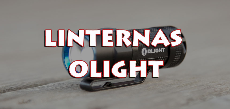 linterna olight